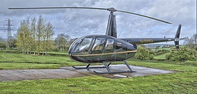 ile kosztuje helikopter